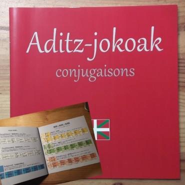 conjugaisons basques