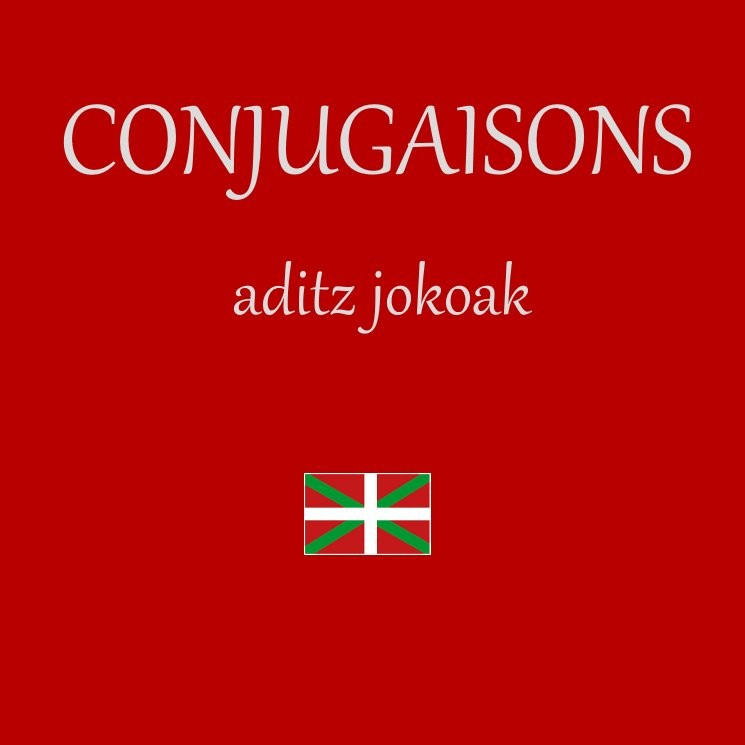 Conjugaisons basque, nor, nor nori, nor nori nork, nor nork